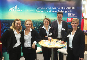 Saint-Gobain ist Top Employer