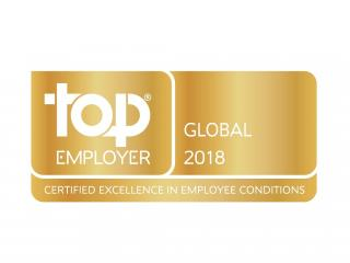 Saint-Gobain Top Employer global