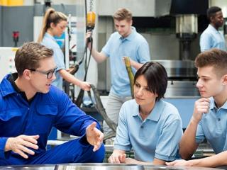Trainee Produktion und Technik Saint-Gobain