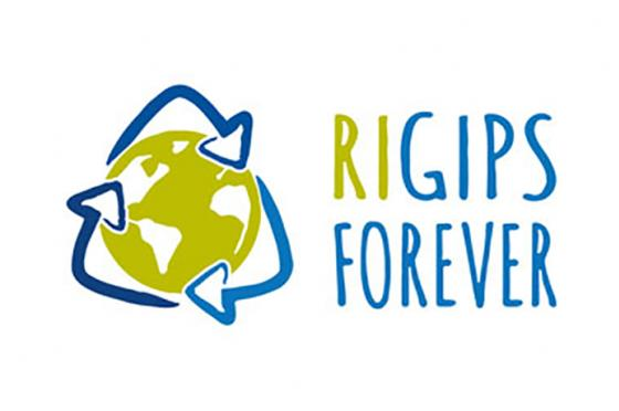 Gypsum remains gypsum - Rigips opens up a modern recycling plant