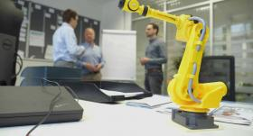Smart Manufacturing und Robotik am SGR Germany